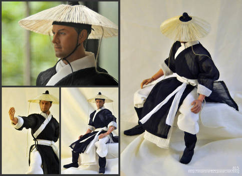 1/6 Scale costume -- New Dragon Gate Inn(1992)