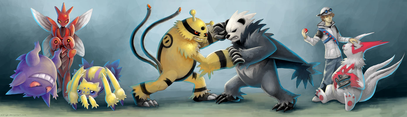 Bear Pokemon Team Poke...