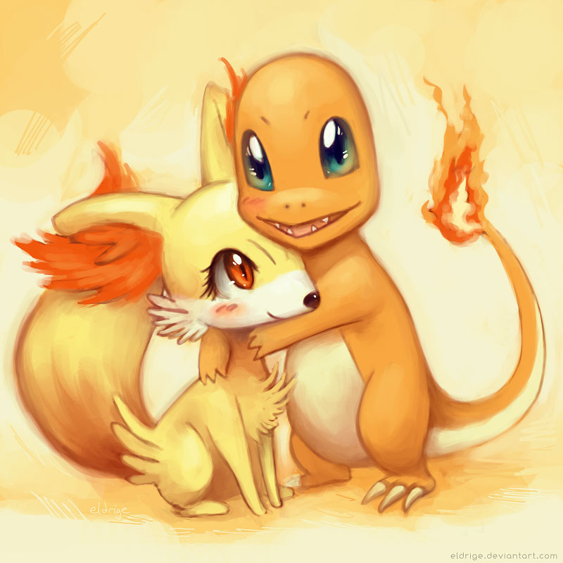 how to get charmander in pokemon xy