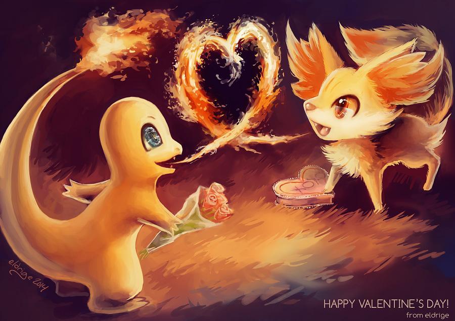 Fire Heart by eldrige