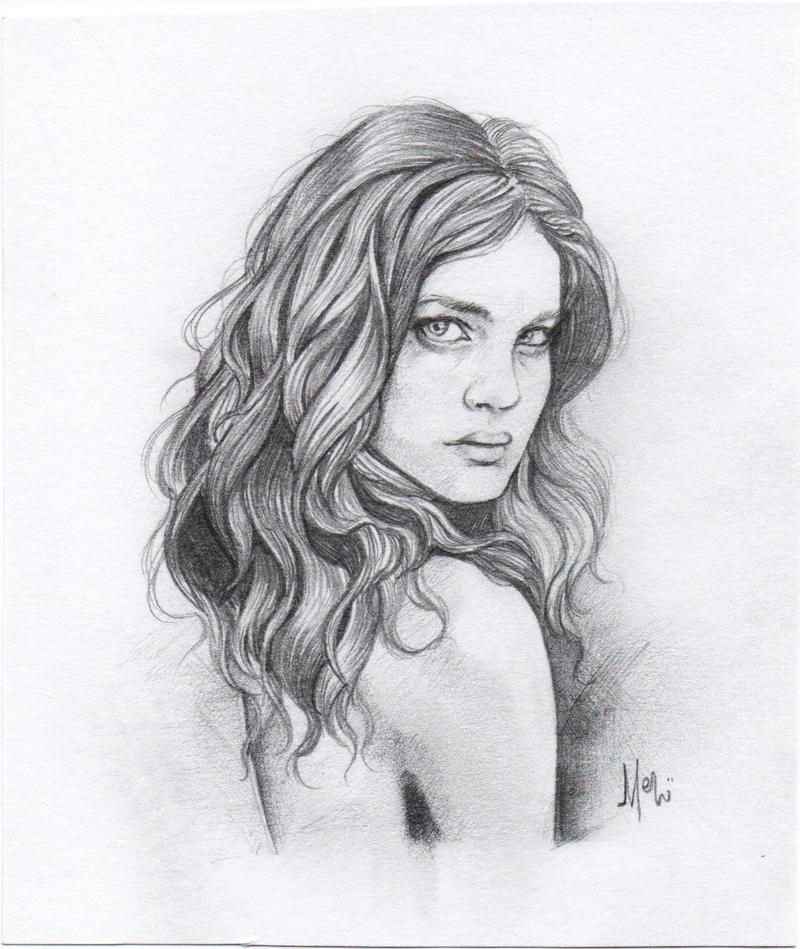 Natalia Vodianova (supposedly) by obduracy