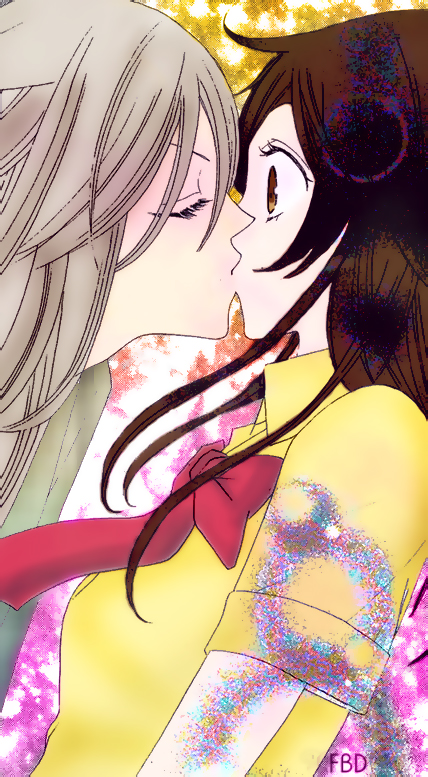 kamisama kiss by carlangas531