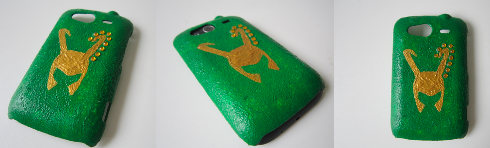 Phone case- Loki by klassigkatt