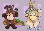 Naked Belly Adopts open
