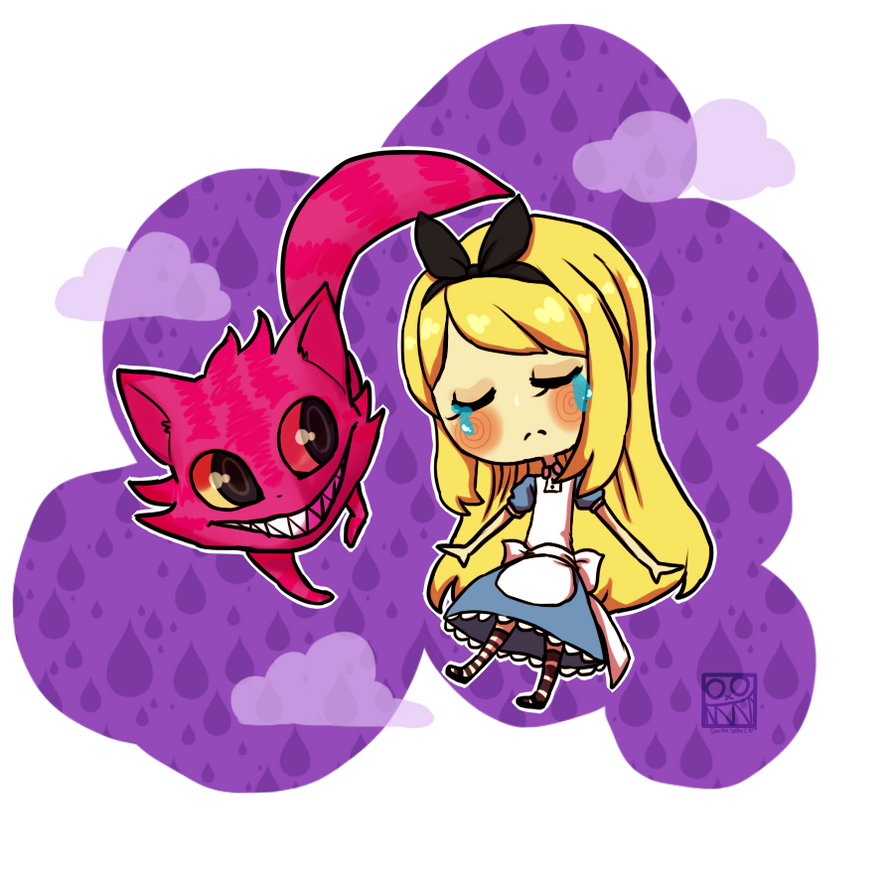 Alice In Wonderland Crying: FA- Alice Please Dont Cry By ShounenRaccoon On DeviantArt