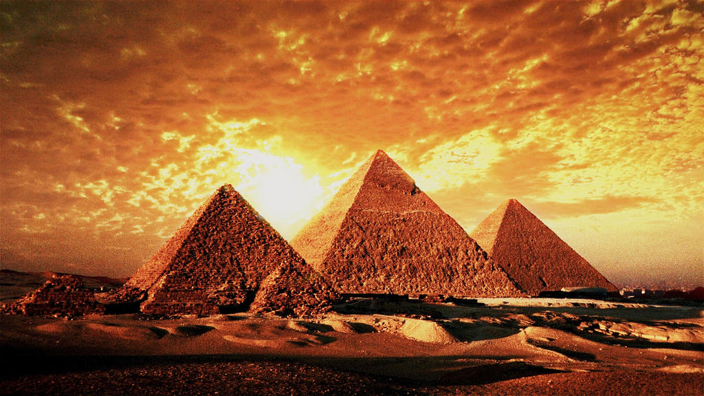 Hope And Change In Egypt >> Egypt Pyramids - Wallpaper by AlexLannister on DeviantArt