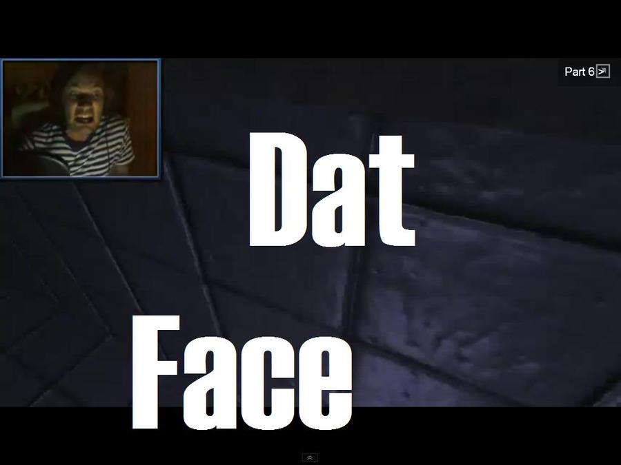 PewDiePie... Dat Face by XBrokenRiversX