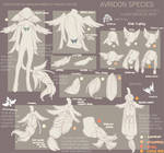 { Avridon Species Sheet: retired }
