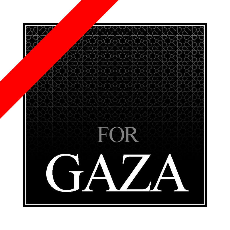 For Gaza by BluishSun