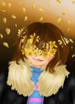 FlowerFell - Frisk - Goodbye - Undertale
