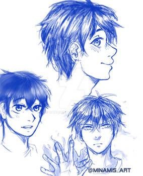 Ashiya Doodles 2 - Fukigen na Mononokean