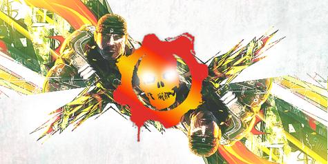 Gears Of War by SneakToast