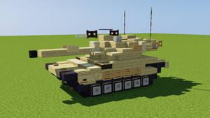 Merkava Mk 4 Main Battle Tank
