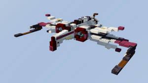 Aggressive ReConnaissance-170 Starfighter