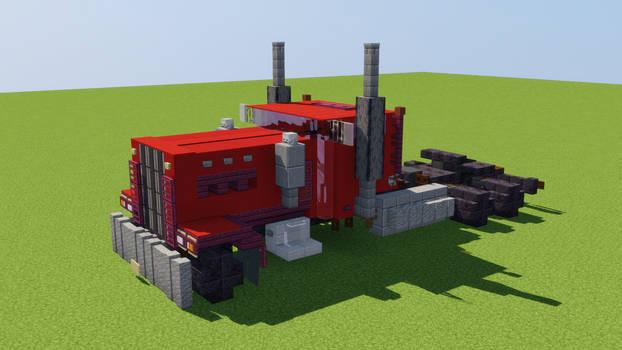 Chonky Semi Truck