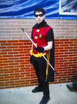 Robin (Young Justice) Cosplay