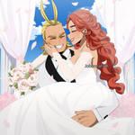 [BNHA OC] Wedding