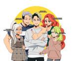[BNHA OC] Team