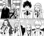[BNHA OC] Manga Couples