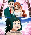 [BNHA OC] Wedding Rings