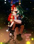 [BNHA OC] EijiYomi day [2]
