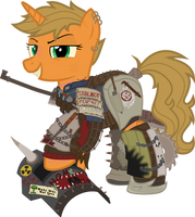 Ransack, The Pillager by Turtledude999