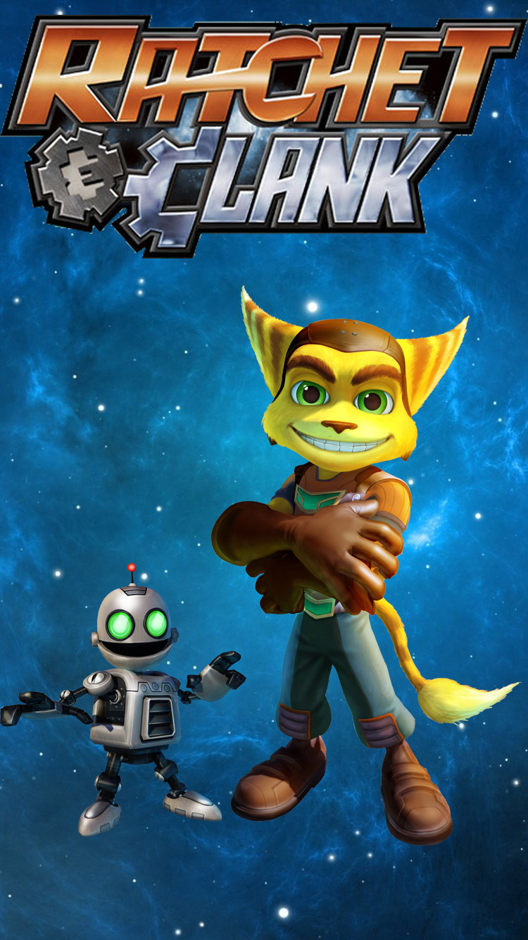 Ratchet And Clank Iphone Wallpaper Iphone 6 By Ratchetfan2006 On