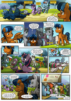 Lightning Rider Mini-Comic: The Test Flight (pg.3)