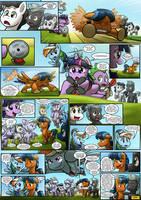 Lightning Rider Mini-Comic: The Test Flight (pg.5)