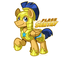 Flash Sentry by BuizelCream
