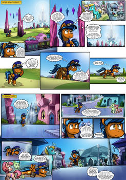 Lightning Rider Comics: What Went Wrong (pg.2)