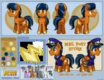 Lightning Rider (Reference Sheet)