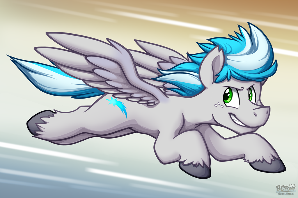 Silverbolt -Point Commission- by BuizelCream