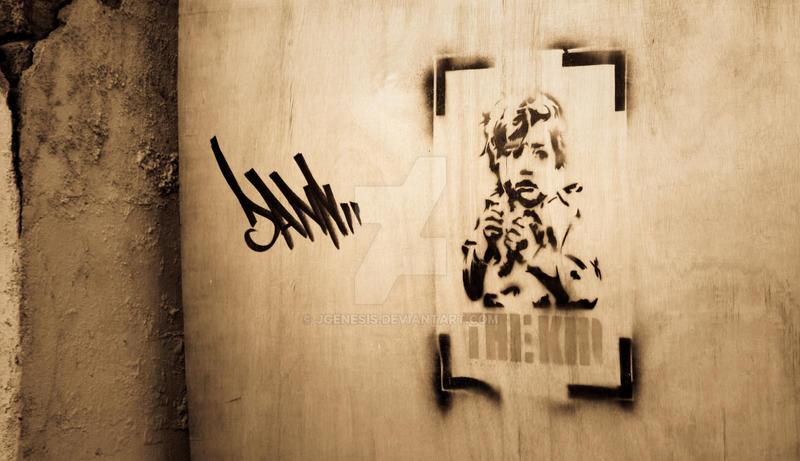 The Kid by Jgenesis