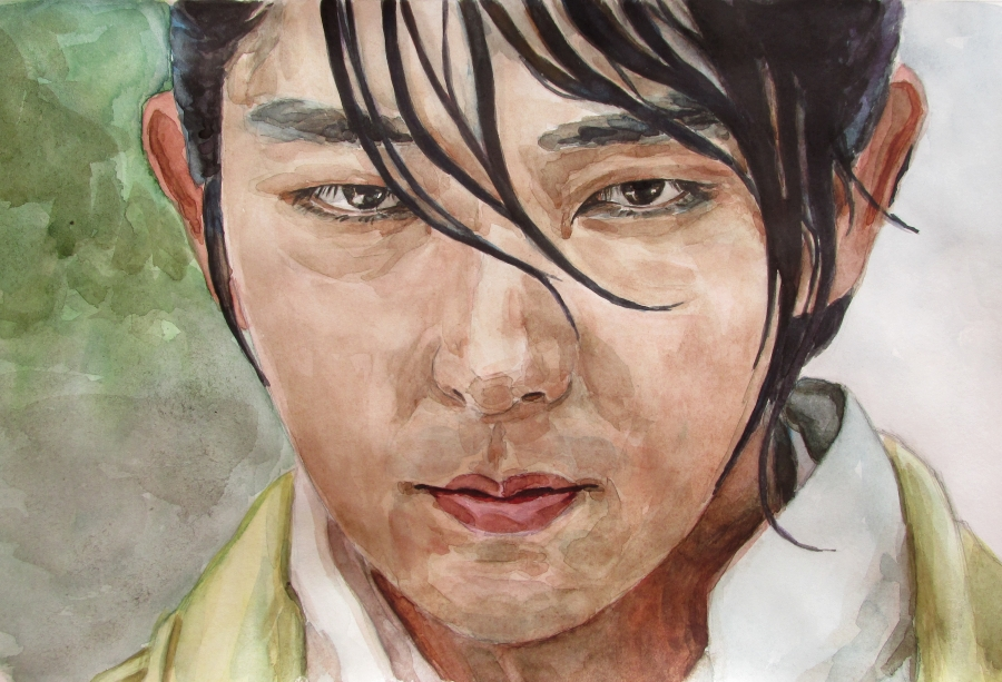 Lee Joon Gi as Wang So by Greenday49