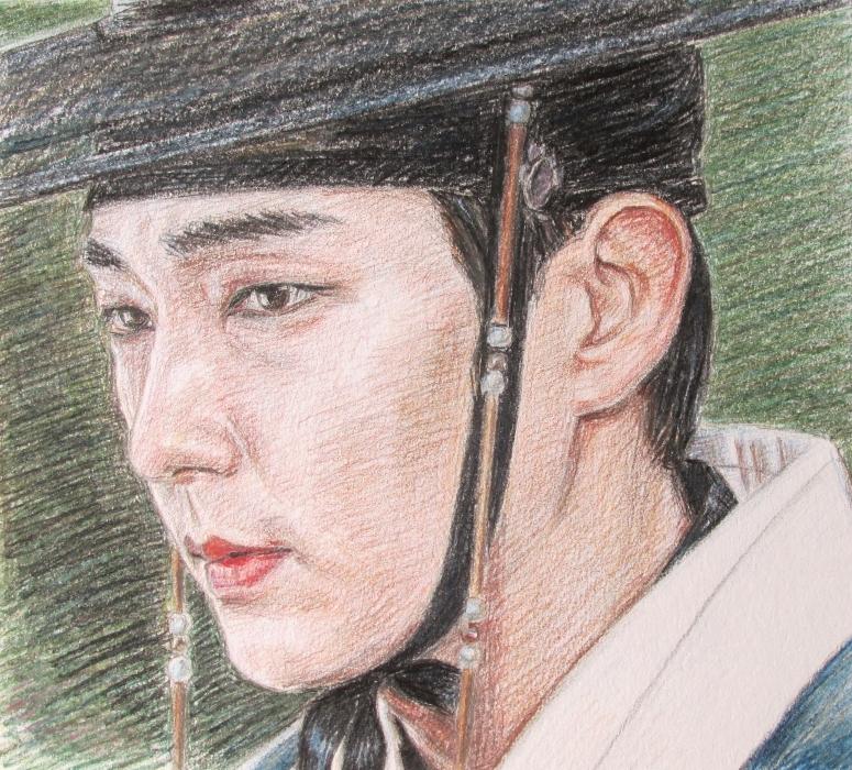 Lee Joon Gi as Kim Sung Yeol by Greenday49