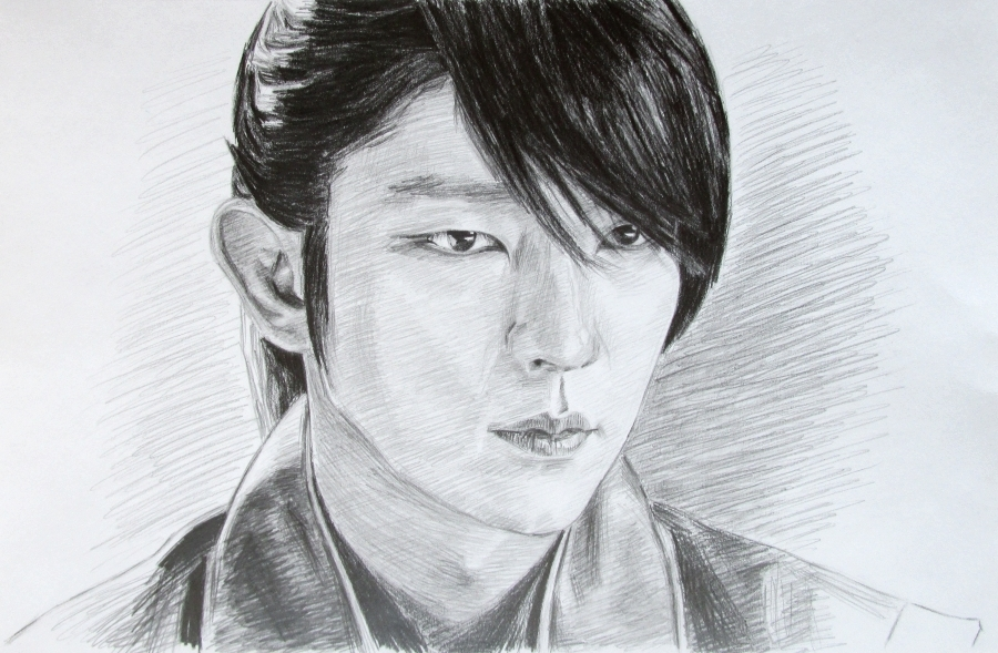 Lee Joon Gi as Wang So 2 by Greenday49