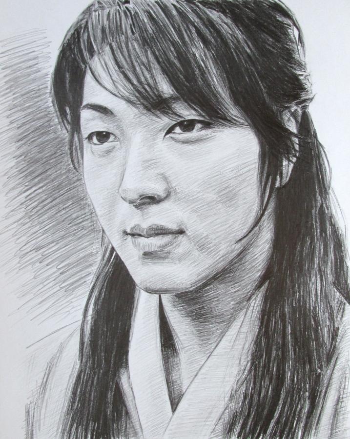 Lee Joon Gi as Gong Gil by Greenday49