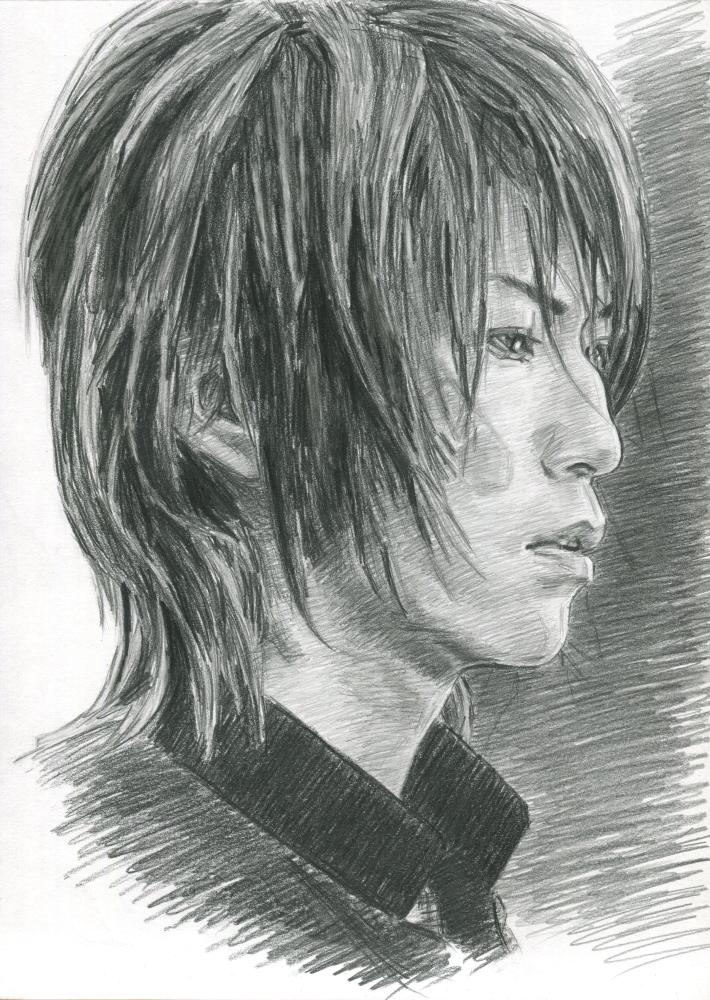 Kamenashi Kazuya as Odagiri Ryu 7 by Greenday49