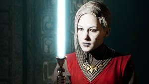 A witch from Dathomir- Star Wars Jedi Fallen Order