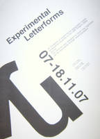 Experimental Letterforms 4 by shava50