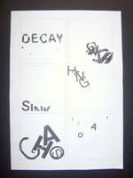 Illustrative Words by shava50