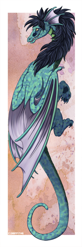 Tysharina Bookmark by Ardengrail