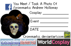 PhotoBcard by crowmarks