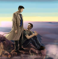 Dean Cas by Adangi