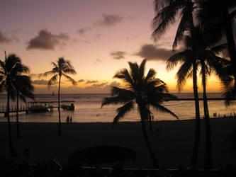 Sunset Stillness by imbored359