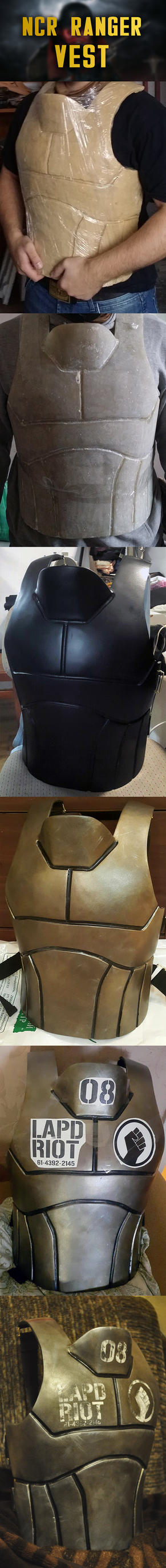 NCR Ranger vest by MaxBdn
