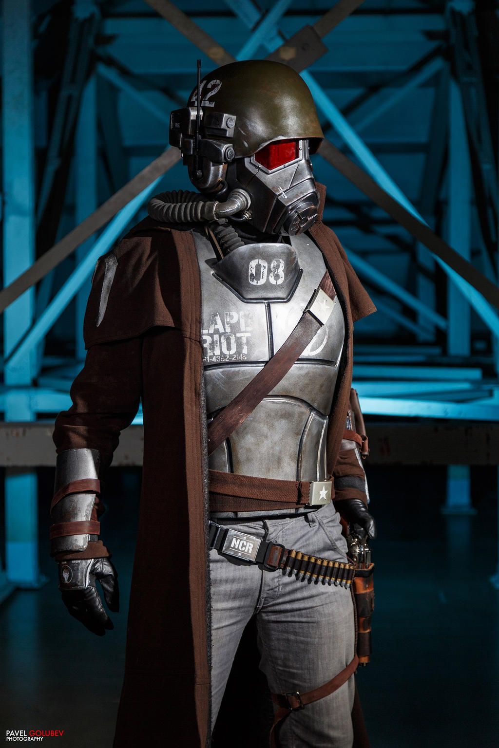 Crafts Cosplay And Props On Fallout New Vegas Deviantart