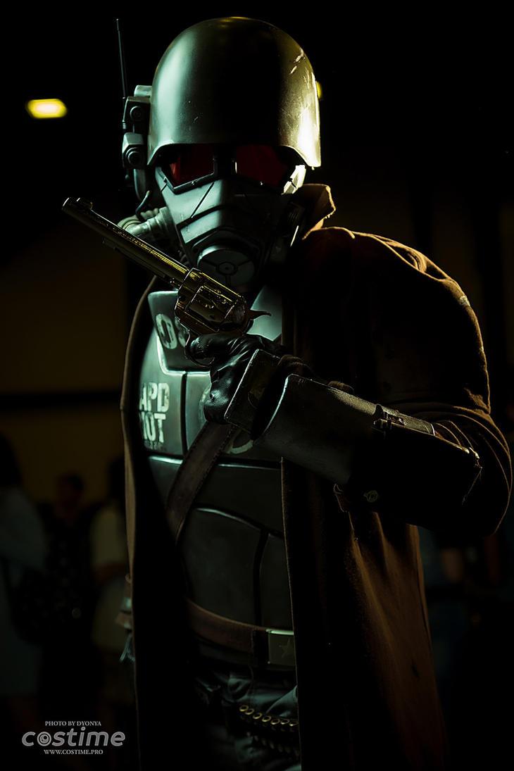 NCR Ranger veteran cosplay vol.4 by MaxBdn