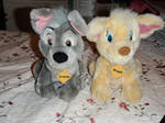 Scamp and Angel **FOR SALE**